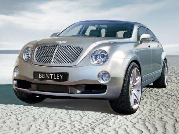 bentley suv | Bentley SUV 2014 - les illustrations - 10/10