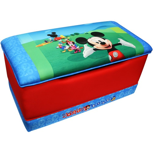 Disney - Mickey Mouse Clubhouse Deluxe Toy Box