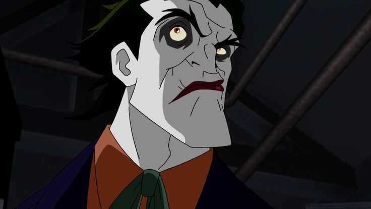 John DiMaggio Voices Joker In Batman: Under The Red Hood - Joker ...