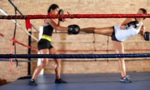Groupon - One or Two Months of Unlimited Kickboxing, MMA, and Brazilian Jiu Jitsu Classes at CIES MMA (84% Off) in Powers. Groupon deal price: $39