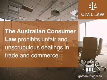 Tasmanian consumer laws are administered by the Office of Consumer Affairs and Trading.  Read more: Consumer Claims TAS, Link: https://www.gotocourt.com.au/civil-law/tas/consumer-claims-tasmania/