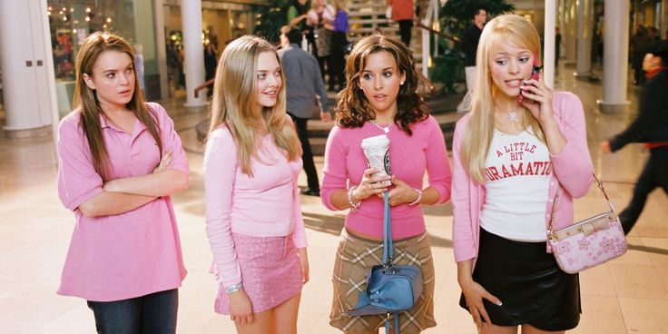 For all the times when Mean Girls itself isn't on Netflix.