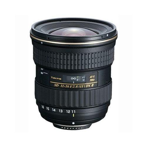 Tokina 11-16mm F/2.8 AF-II Super-Wide Lens for Sony Alpha Digital Cameras