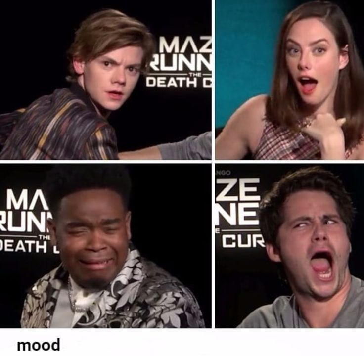 my reactions to the death cure: