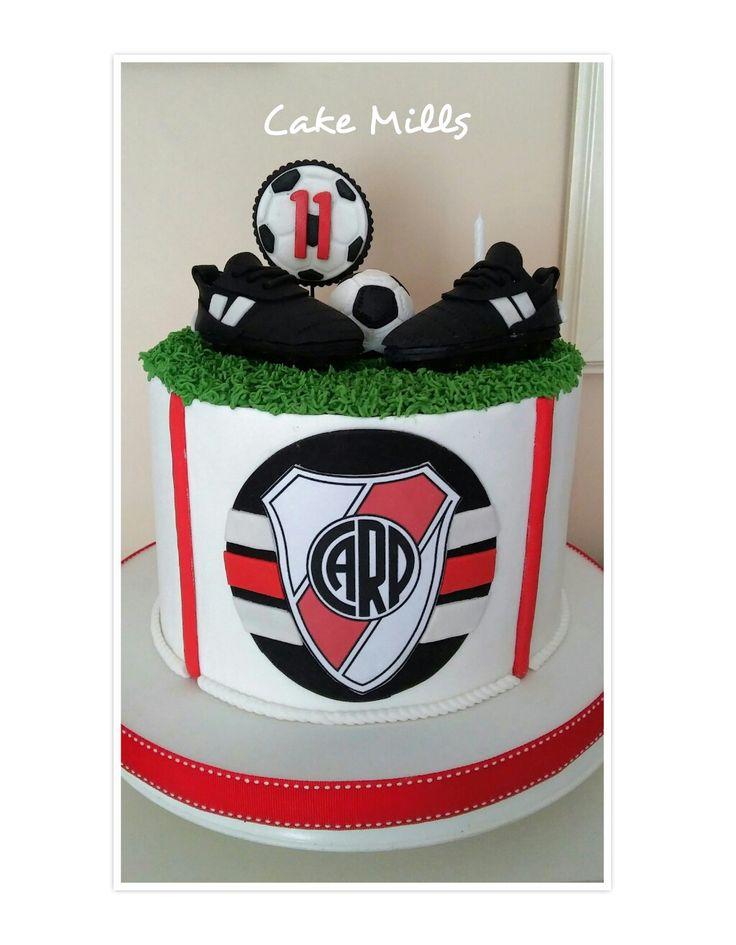 Torta de River Plate