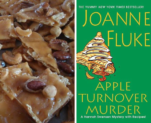 10 Mouthwatering Recipes From Joanne Fluke Murder Mysteries - Vanilla Crack
