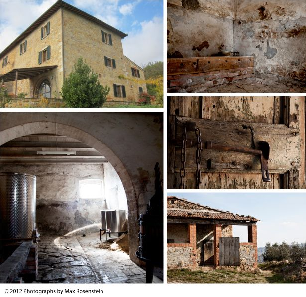 renovating a house in tuscany: pipedream!