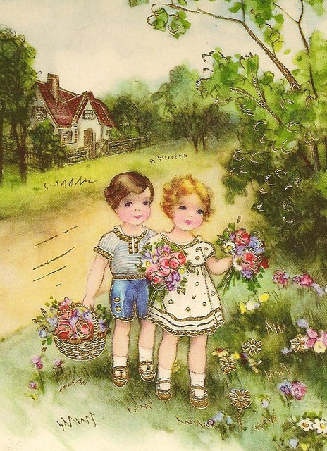 for Ann by in pastel, via Flickr