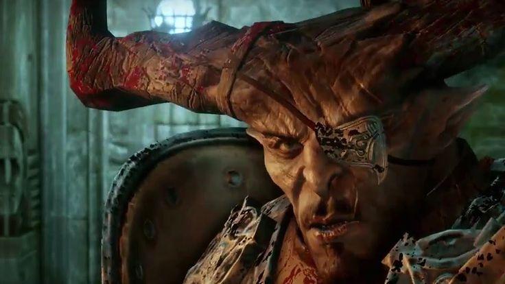 Dragon Age: Inquisition - Trailer: Die  Iron Bull WWW.INFINITEMARKETING.INFO