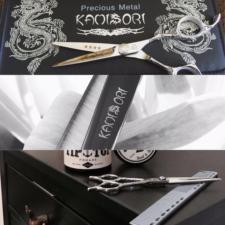 Kamisori Shears! #Scissors #Shears #Hairdressing