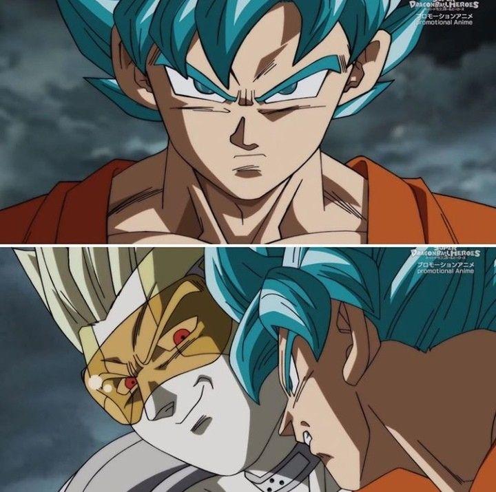 Goku Vs Hearts Goku Vs Anime Dragon Ball
