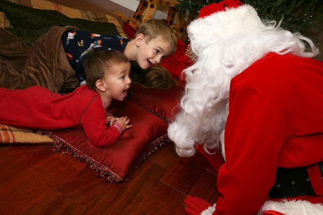 """What Do You Say When Your Child Asks """"Is Santa Real?"""""""