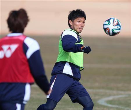 ボールを追う柏・大谷秀和=日立柏サッカー場(撮影・吉澤良太)