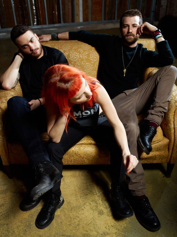 PARAMORE ANNOUNCE FIRST NORTH AMERICAN TOUR SINCE 2010