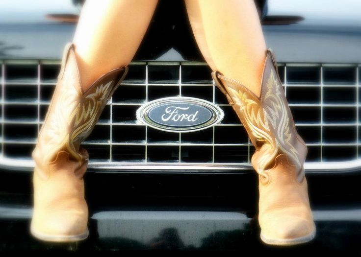 Ford girl. <3 Jesus In My Heart Clothing Company.com