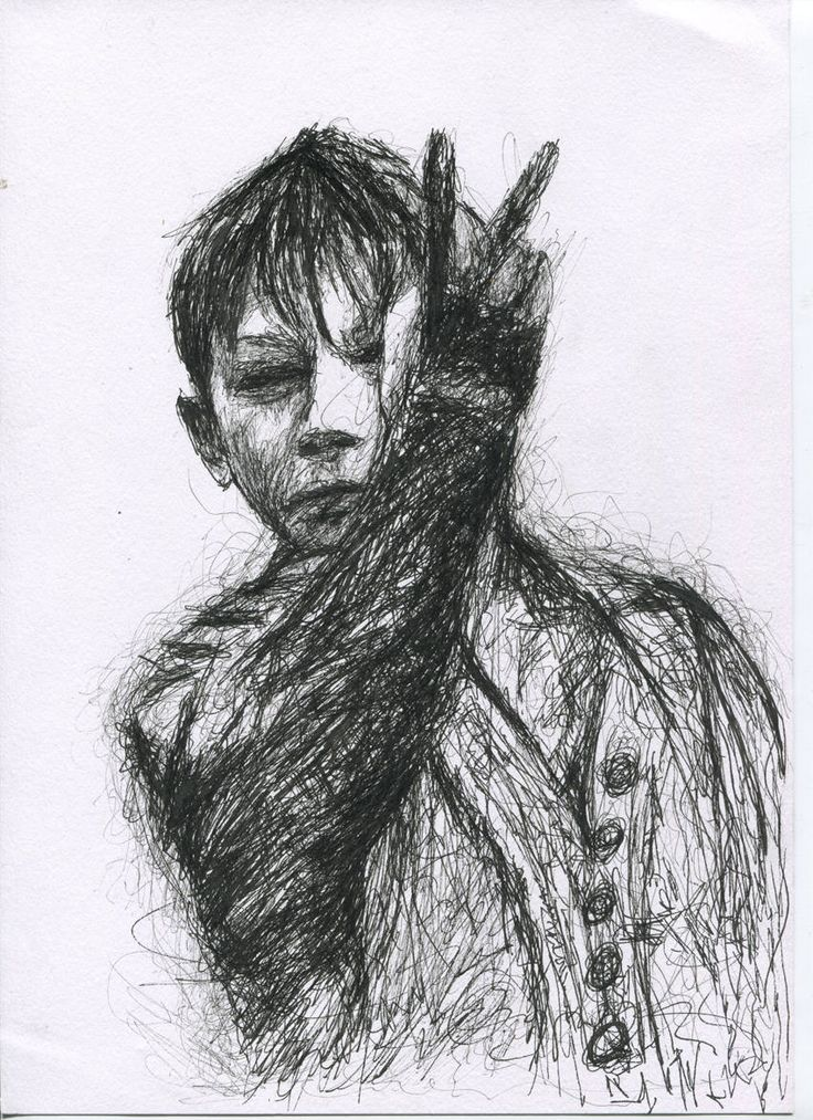 ken loach's Kes film poster black and white middle finger up yours fuck you series pen drawing fan art portrait by murkyart on Etsy