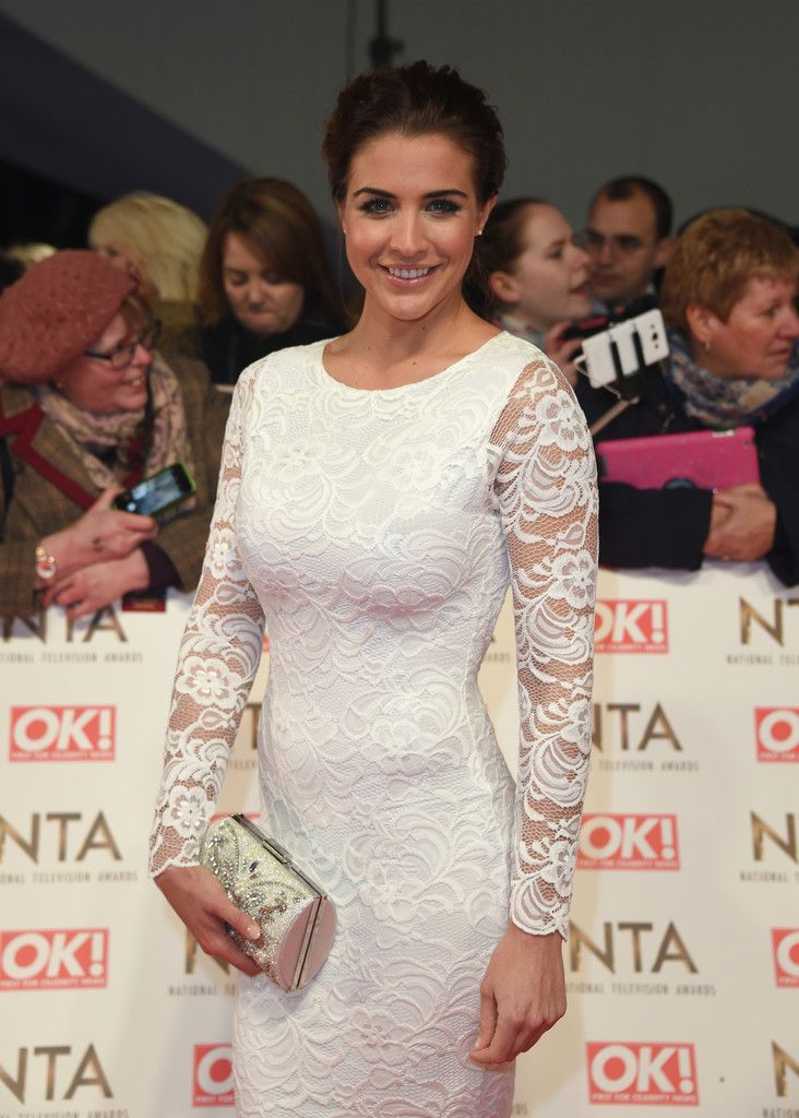 Gemma Atkinson Photos Photos - National Television Awards - Red Carpet Arrivals - Zimbio