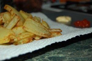 Frites maison ww