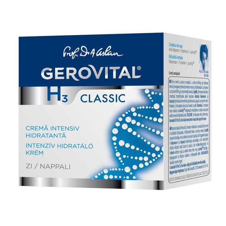 GH3 Classic Intensive Moisturizing Cream