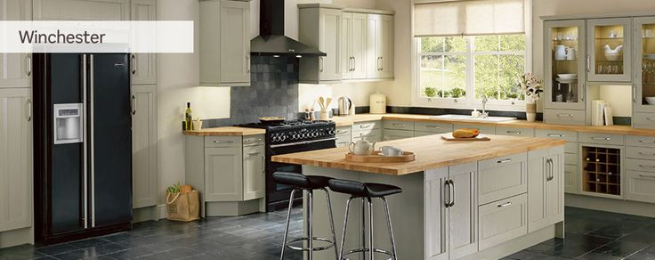 Homebase - Winchester kitchen