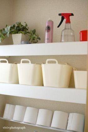 100均DIYで作る棚の作り方(キッチン アンティーク 塗装 賃貸 トイレ 百均 森泉 引出 - NAVER まとめ