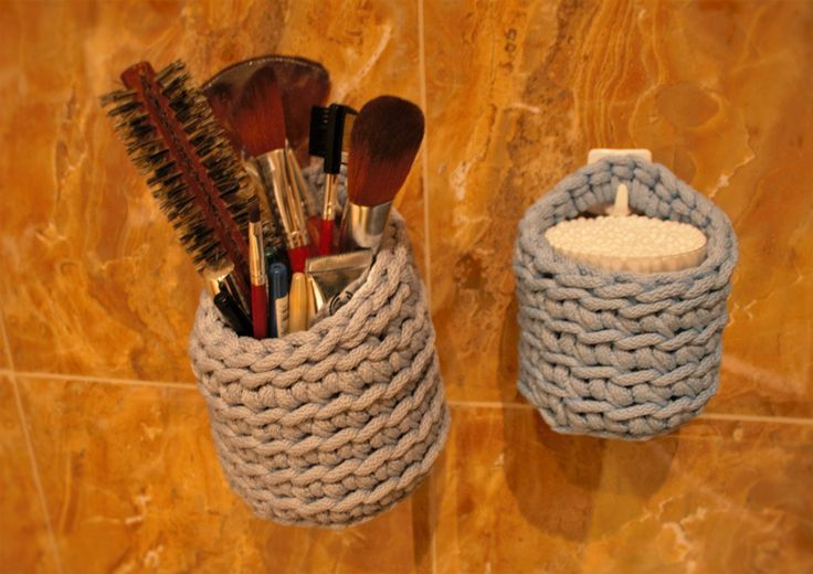 Knitting Rope For Sale : Best images about my crochet handbags baskets for sale