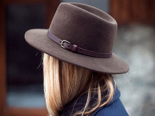 Tips and Tricks for Transitional Dressing | Fashion | PureWow National (Wool Hat)