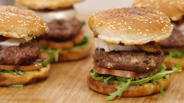 dagelijkse kost - hamburger recept