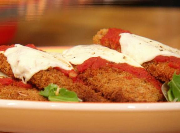 Rocco DiSpirito's Chicken Parmigiana