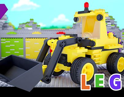"""Check out new work on my @Behance portfolio: """"Learn colors with LEGO City High Passenger   Nursery rh"""" http://be.net/gallery/54689435/Learn-colors-with-LEGO-City-High-Passenger-Nursery-rh"""