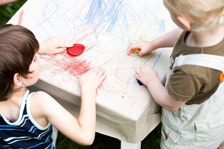 Boya crayons review on minimatine