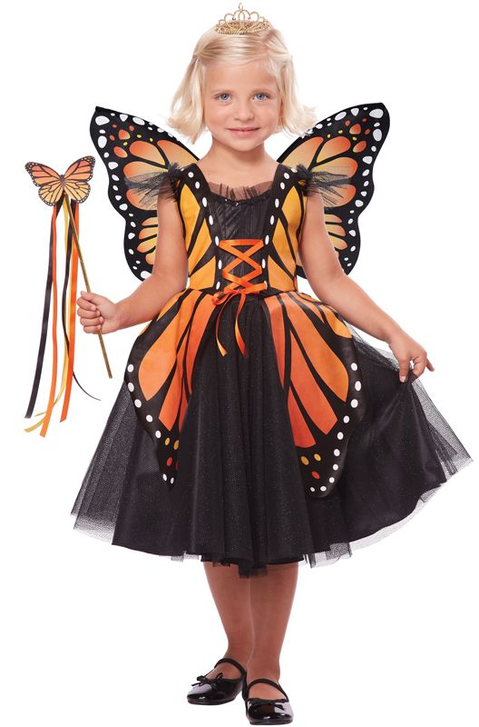 monarch princess toddler costume halloween costumes butterfly