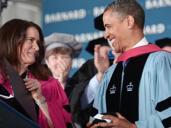 College transcripts replace birth certificate for Obama detractors