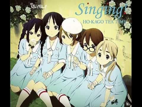 K-ON! Movie ED [Singsing!] - YouTube
