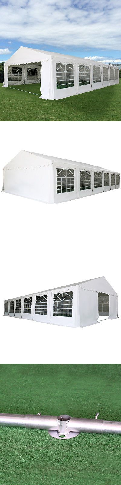 Marquees and Tents 180994: 20 X40 Wedding Tent Shelter Heavy Duty Outdoor Party Canopy Carport White -> BUY IT NOW ONLY: $999.99 on eBay!