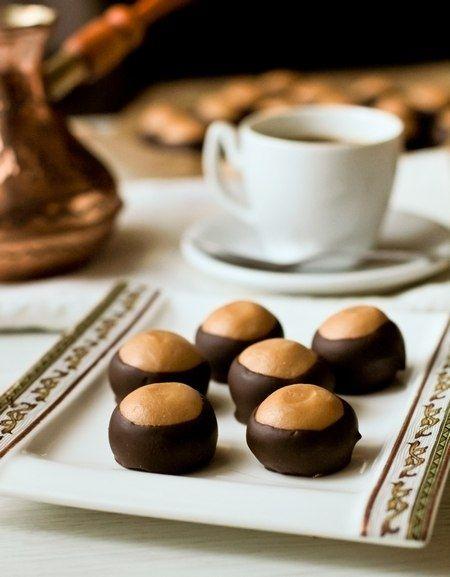"""Как приготовить конфеты """"каштаны"""" - рецепт, ингридиенты и фотографии"""
