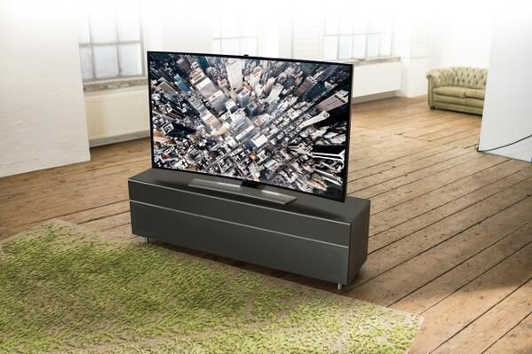 Samsung Curved Television TV