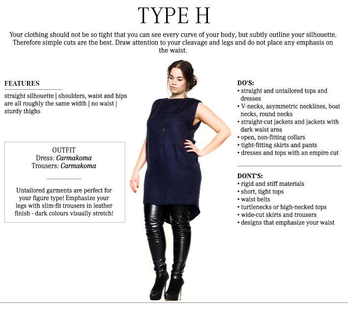 Pinterest Best H: Shop BODYSHAPE H In Plus Sizes