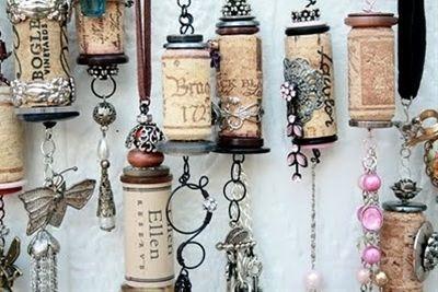 Wine Corks - Click image to find more DIY & Crafts Pinterest pins