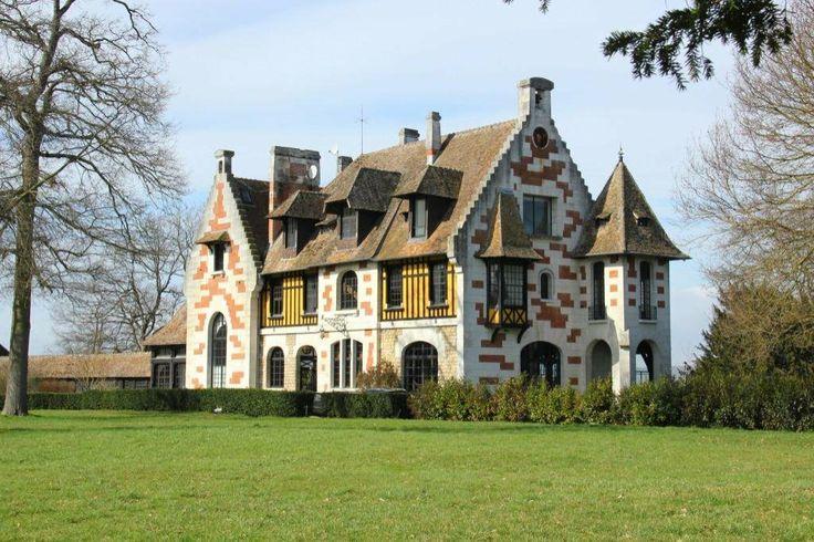 Magnifique Propriete En Normandie A 100 Km De Paris. (MD2174339) -  #Castle for Sale in Evreux, Haute-Normandie, France - #Evreux, #HauteNormandie, #France. More Properties on www.mondinion.com.