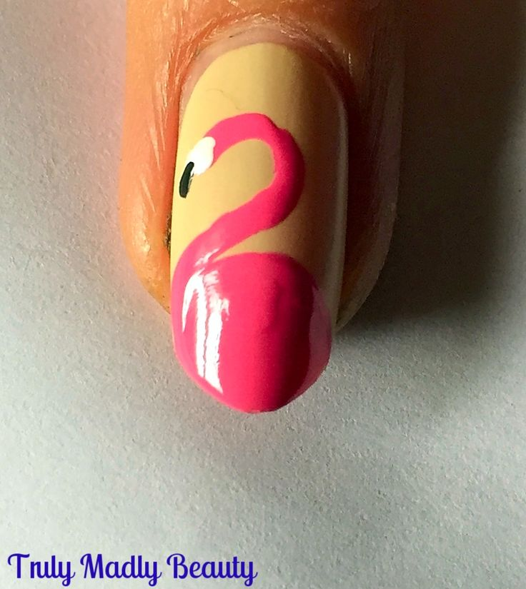 Toe Nail Art Tutorials: 25+ Best Ideas About Flamingo Nails On Pinterest