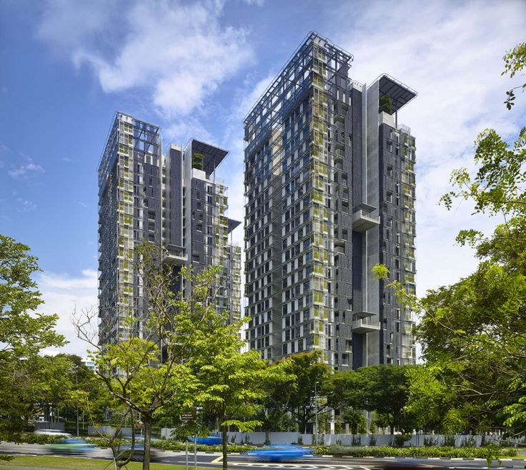 New Kent Apartments: Kent Vale Faculty Housing MKPL Architects Pte Ltd Location