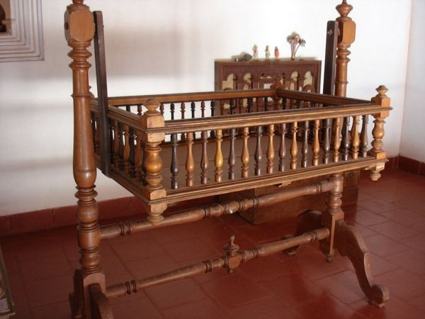 how to make a cradle frame