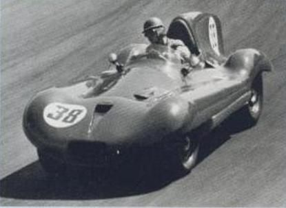 Leslie marr failed to finish the 1955 british gp at for Moss motors used cars airport