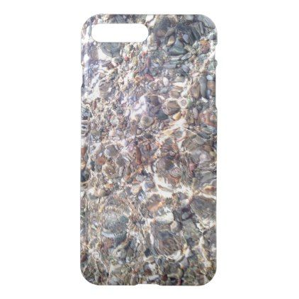 Water Stones Photo iPhone Case - gift for her idea diy special unique
