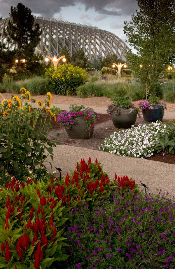 Denver Botanic Gardens | Denver Botanic Gardens, Colorado