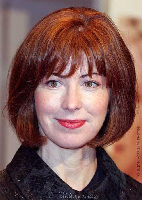 15 Bobs for Mature Women | hairstyles | Short hairstyles ...