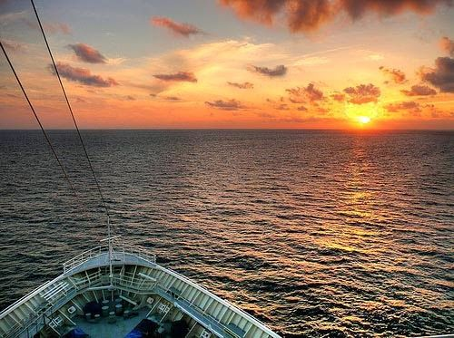Самые загадочные места планеты: Бермудский Треугольник, Атлантический океан. Исчез...