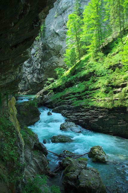 Breitachklamm, Breitach gorge, Germany Take me There again!