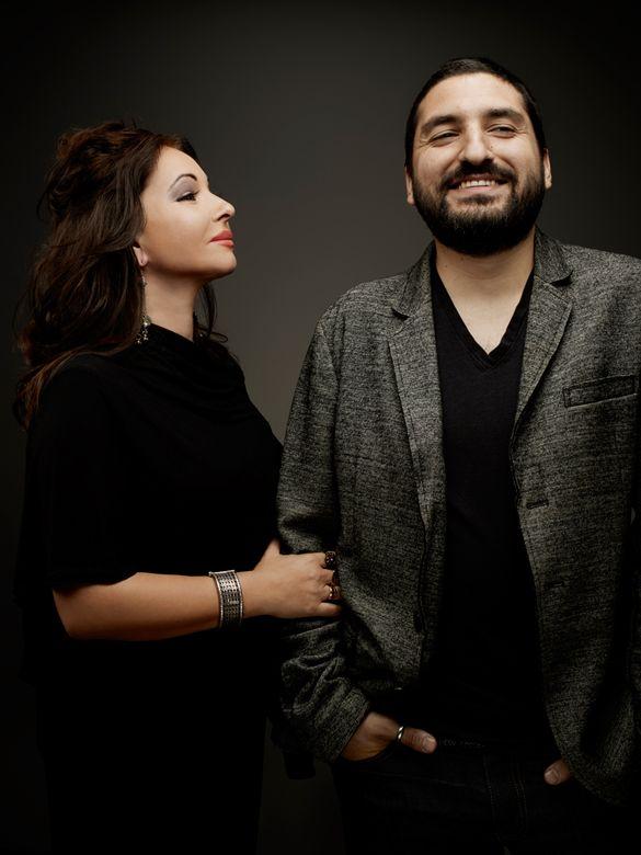 Natacha Atlas & Ibrahim Maalouf